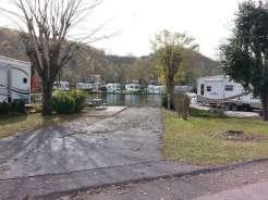 Outdoor Resorts at Gatlinburg near Gatlinburg Tennessee Backin by Lake