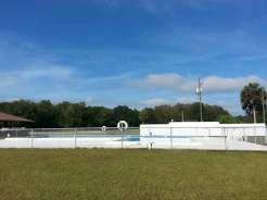 River Palm RV Resort in Thonotosassa Florida Pool