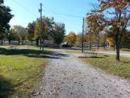 River Plantation RV Park in Sevierville Tennessee Large Gravel pullthru