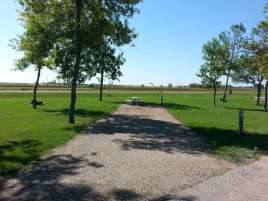 Sandy Shore Recreation Area near Watertown South Dakota Backin