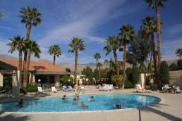 Sky Valley Resort in Desert Hot Springs California Pool