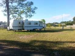 South Daytona RV Park & Tropical Gardens near Daytona Beach (South Daytona) Florida RV Site