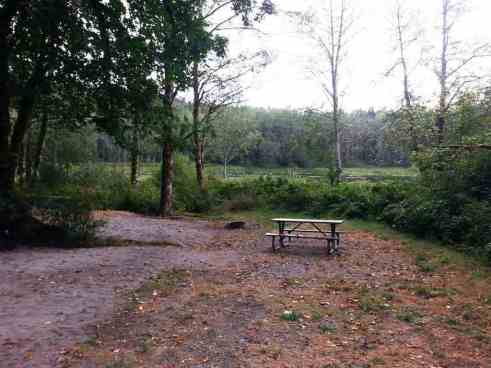 South Grandy Lake Park Campground