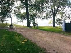Stokes-Thomas Lake City Park in Watertown South Dakota Backin