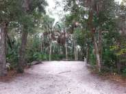 Tomoka State Park Campground in Ormond Beach Florida Backin