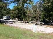 Trails End Resort & RV Park in Branson Missouri Hookups