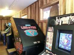 Twin Creek RV Resort in Gatlinburg Tennessee Gameroom