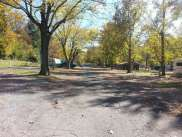 Twin Mountain RV Park in Pigeon Forge Tennessee Roadway