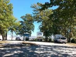 Willow Tree Inn RV Park in Branson Missouri Longer Term Backins