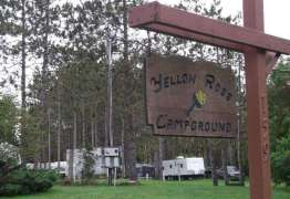 yellow-camp-sign