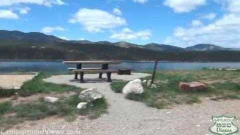 Carter Lake Campgrounds