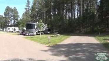 Custer State Park – Legion Lake Campground