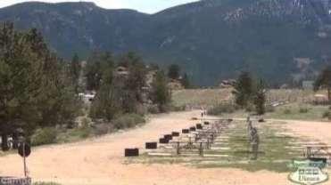 Estes Park Campground at Mary's Lake