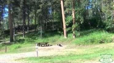 Horsethief Lake Campground