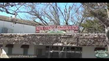 Napa County Fairgrounds Calistoga RV Park