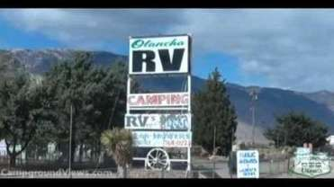 Olancha RV & Mobile Home Park