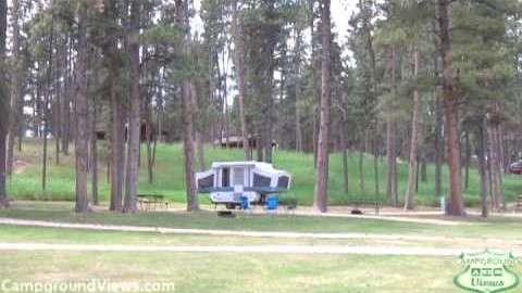 Rafter J Bar Ranch Campground