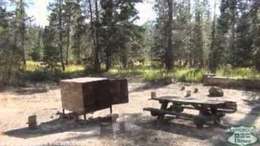 Reds Meadow Campground