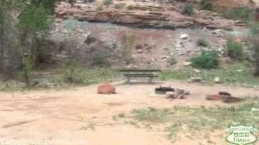 Williams Bottom Camping Area