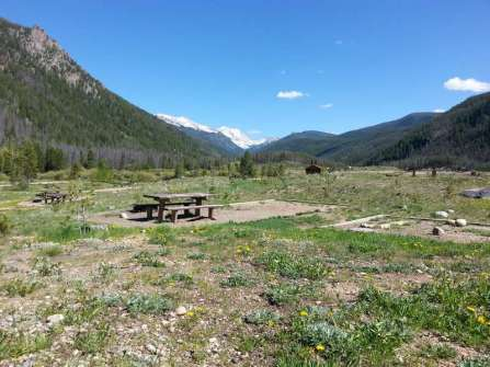 Arapaho Bay Roaring Fork Tent Site