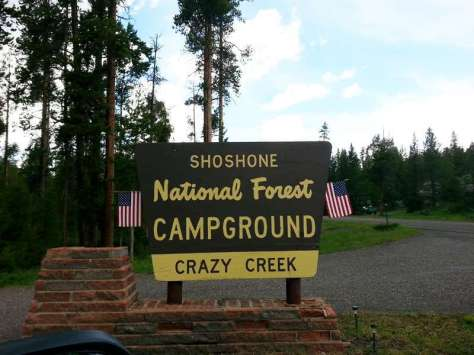 crazy-creek-campground-cody-wyoming