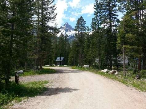 Fox Creek Campground Cody Wyoming Rv Park Campground
