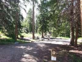 hunter-peak-campground-cody-wyoming-site