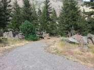 canyon-campground-gardiner-montana-backin