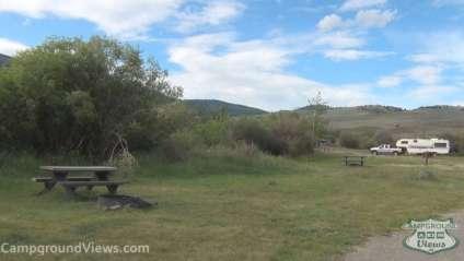 Eagle Creek Campground Near Gardiner Montana Mt