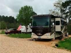 Magnolia RV Park Magnolia Arkansas Pull Thru