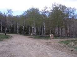 Prior Flat Campground BLM Roads