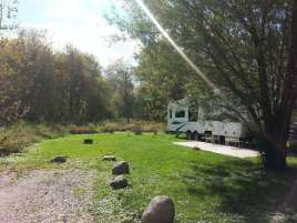 Deer Valley Lodge Campground in Ventura Iowa RV Sites