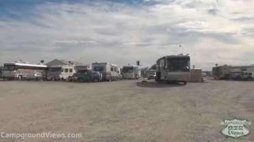 Dry Camp at Dorthy & Toto Ice Cream