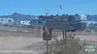 Scaddan Wash 14-Day Camping Area BLM