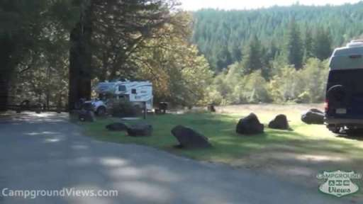 Albee Creek Campground – Humboldt Redwoods State Park