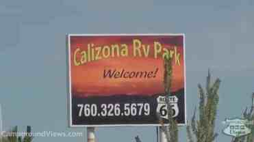 Calizona RV