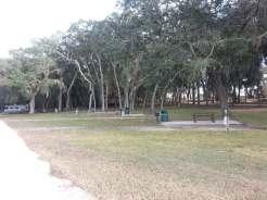 Clarcona Horse Park Campground in Apopka Florida Backin