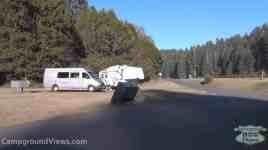 Elk Prairie Campground Prairie Creek Redwoods State Park