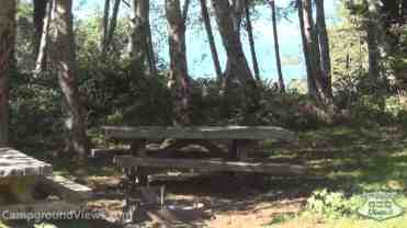 Flint Ridge Backcountry Campground