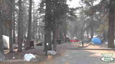 Lake Mary Campground