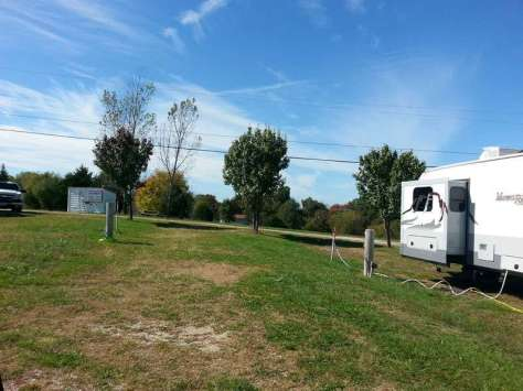 Misty Mountain RV Park in Walnut Shade Missouri Pull thru
