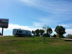 Misty Mountain RV Park in Walnut Shade Missouri Entrance