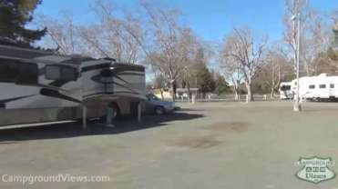 Napa County Fairgrounds Calistoga RV Park