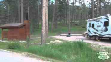Bismarck Lake Campground