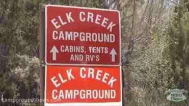 Elk Creek Campground