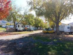 Wonder Land Acres RV Park in Sevierville Tennessee (Wears Valley) Roadway