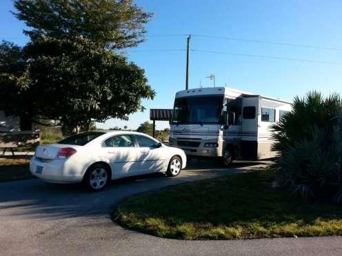 Ortona South COE Campground in LaBelle Florida6