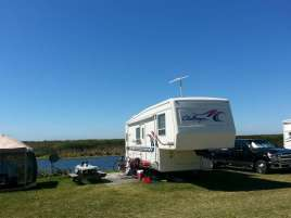 Torry Island Campground and Marina in Belle Glade Florida08
