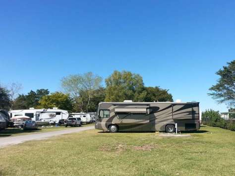 Torry Island Campground and Marina in Belle Glade Florida09