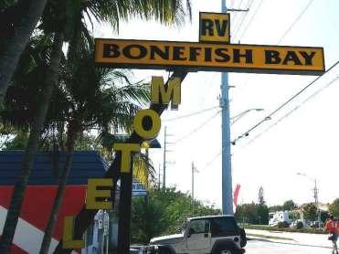 Bonefish Bay RV Park and Motel in Marathon Florida6